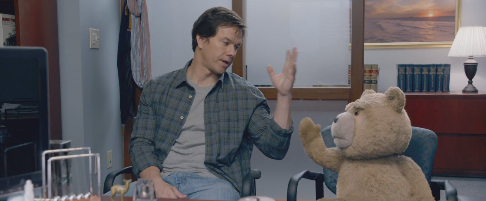 ted 2 movie imags throwing semen cups 2015 images