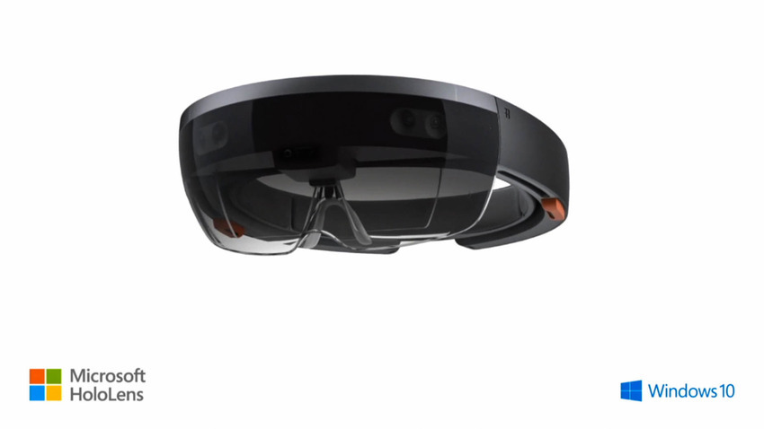 microsoft hololens not like google glass windows 10