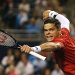 milos raonic pumped bulge for jack sock images