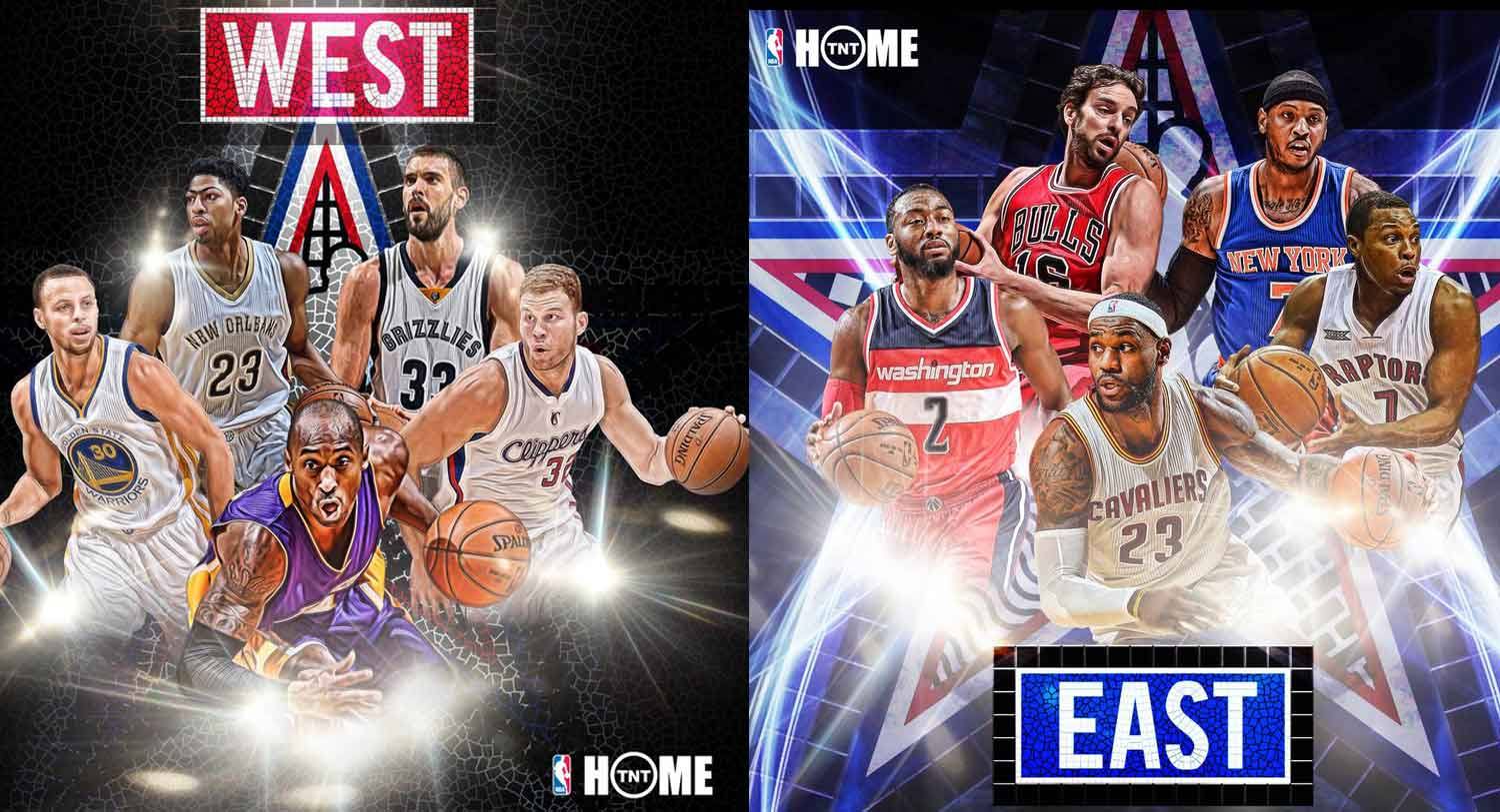 nba all star game 2015 teams chosen west east conference images