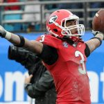 ncaa suspends todd gurley 2015