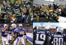 nfl final four champions 2015