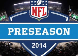 nfl preseason 2014 winding down