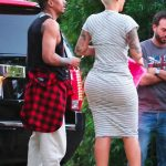 nick cannon cozying up with amber rose relationship 2015