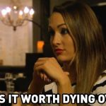 nikki brie talk to eva marie about breast implant risk on total divas 2015