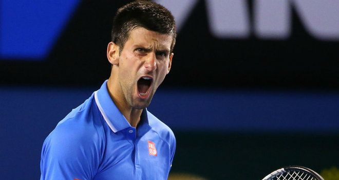 novak djokovic wins against stan wawrinka australian open 2015