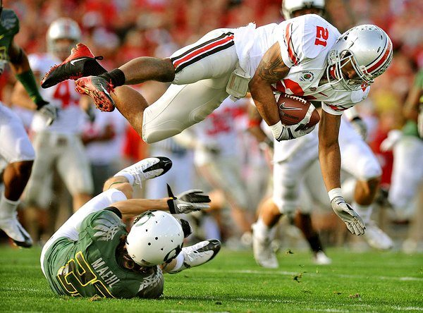 ohio state vs oregon ncaa images 2015