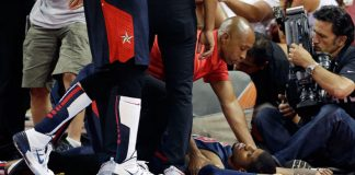 paul george injury impact on indiana pacers 2015