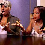 real housewives of atlanta nene leakes phaedra shade on demetrius at studio 2015