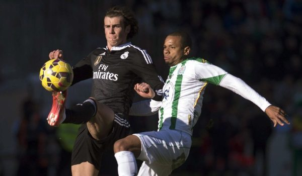 real madrid vs cordoba gareth bale gets penalty soccer 2015