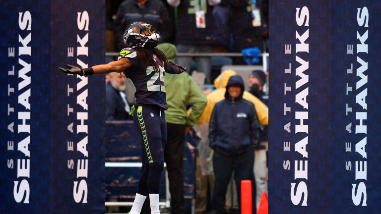 richardsherman seattle seahawks dynasty for new england patriots xlix 2015