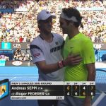 roger federer loses it to andreas seppi tennis 2015 images