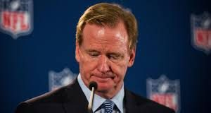 roger goodell press conference 2014 controversy