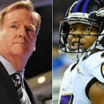 NFL's Roger Goodell IQ Drops More Points With Ray Rice Drama