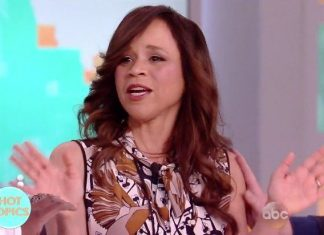 rosie perez off the view 2015