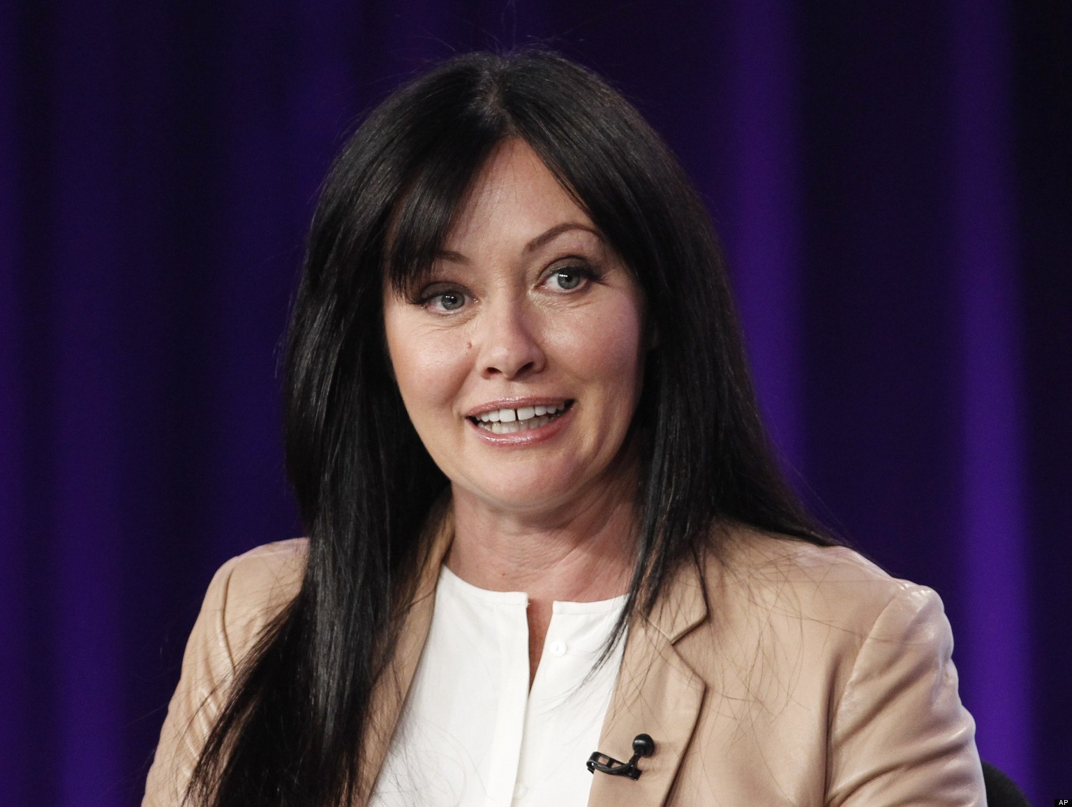 shannon doherty celebrities who lost their looks images 2015