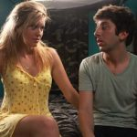 simon helberg with maggie grace in well never have paris movie