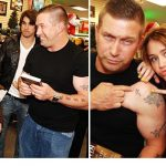 stephen baldwin hannah montana tattoo craziest celebrity 2015 images
