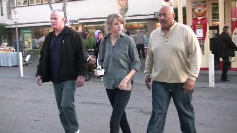 taylor swift bodyguards