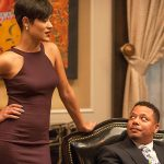 terrance howard with anika lucious on empire recap 4 2015