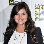 tiffani thiessen pregnant with second baby images
