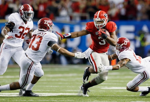 todd gurley bulldogs 2015 nfl draft picks images