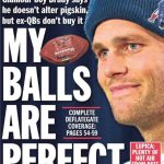 tom brady claims balls are perfect for deflategate patriots 2015