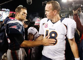 tom brady peyton manning playoff matchup for 2015 nfl