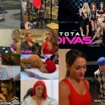 TOTAL DIVAS Season 3 Twin Leaks Recap: Eva Marie's Implants Spill Over & John Cena Gets Sprayed