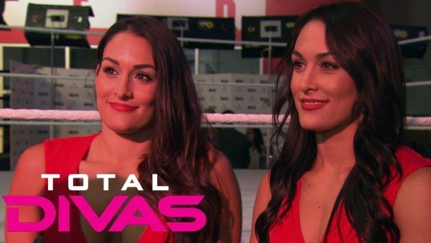 total divas with the bella twins wwe 2015