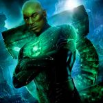 tyrese gibson showing bare green lanter back for vin diesel love movies 2015