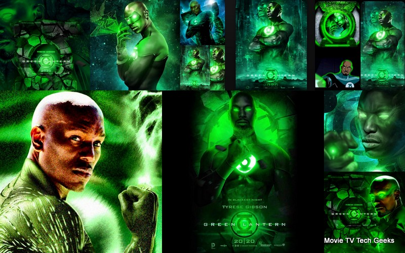 tyrese gibson will not be ignored for green lantern movie reboot images