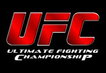 ufc ultimate fighting championship logo 2015