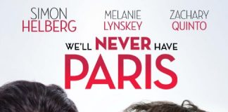 well never have paris poster