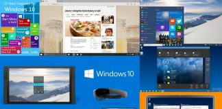 windows 10 unveiled recap review images 2015