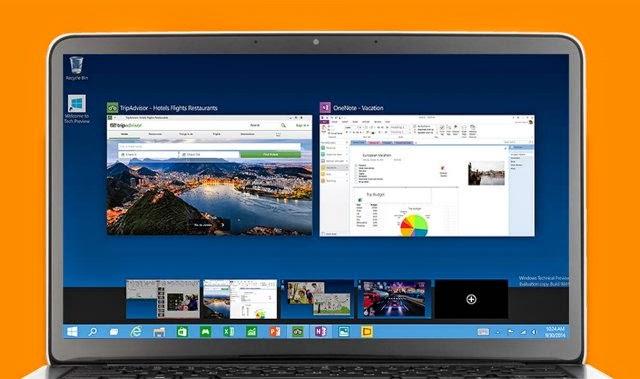 windows 10 vitural desktops images 2015