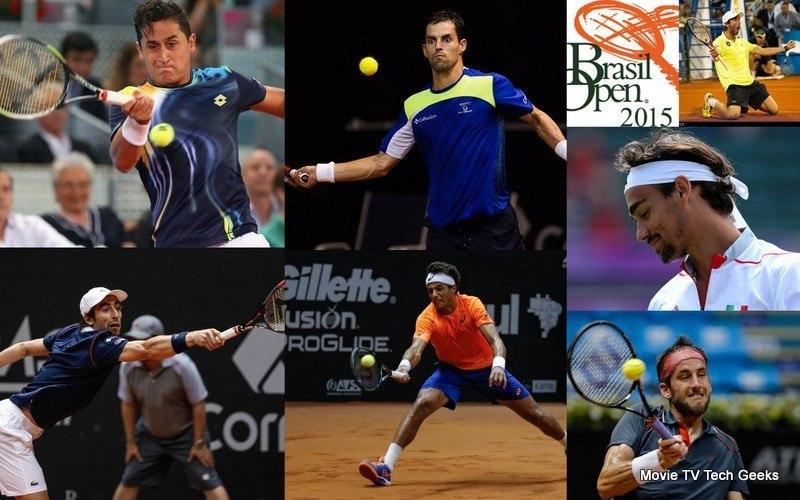 2015 Brasil Tennis Open Quarter Finals Recap