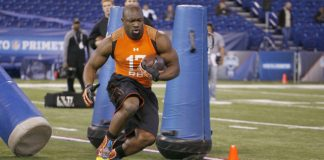 2015 NFL combine proves its all about seconds for a game of inches