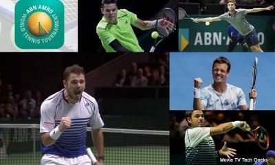 ABN Amro World Tennis Tournament Semi Finals Recap 2015