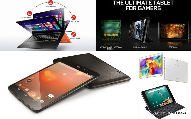 Best Android Tablets of 2015