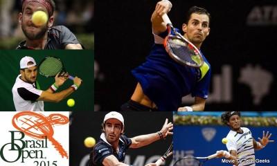 Brasil Tennis Open Semi Finals Recap 2015