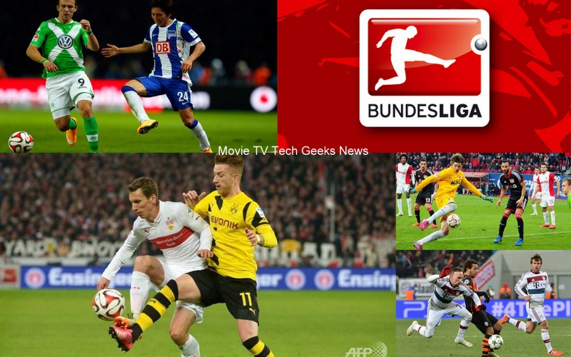 Bundesliga Soccer Game Week 22 Review Dortmund Three Time Winners