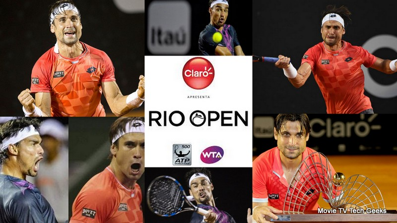 David Ferrer Defeats Fabio Fognini For 2015 Rio Open Title