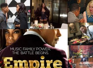 EMPIRE Ep 6 Courtney Loves Her Cookies