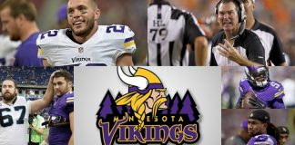 Minnesota Vikings Season Recap 2015 NFL Draft Needs