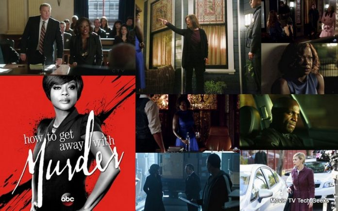 Nate Takes A Hit For HOW TO GET AWAY WITH MURDER Recap 2015