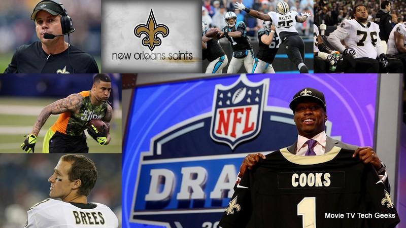 New Orleans Saints Season Recap 2015 NFL Draft Needs