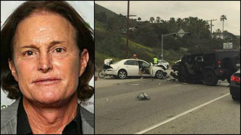 Bruce Jenner Handing Cell Phone Over To L.A. Police Voluntarily
