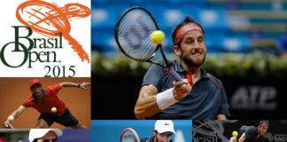 Pablo Cuevas Wins Over Luca Vanni Brasil Tennis Open 2015