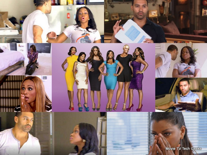 RHOA Ep 14 Season 7 Apollo Gets Locked Out